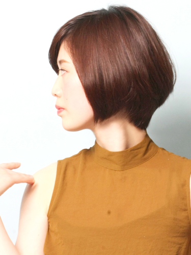 寒色系で人気のヘアカラー【パープル】2