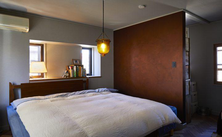 思い出や創作物を壁に飾って創造意欲が生まれる空間に4