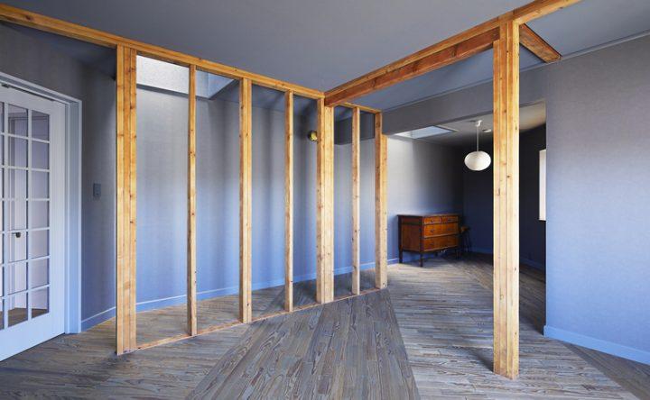元写真スタジオ兼住居だった木造戸建をリノベして住み替え6