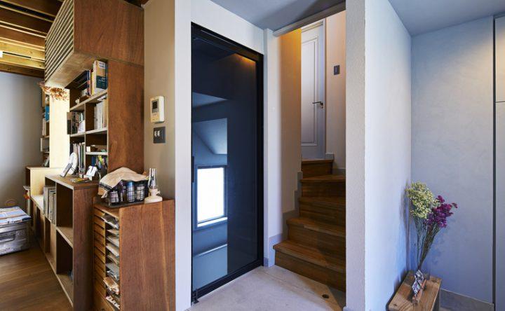 元写真スタジオ兼住居だった木造戸建をリノベして住み替え5