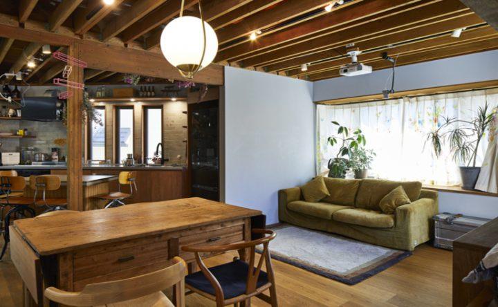 元写真スタジオ兼住居だった木造戸建をリノベして住み替え4