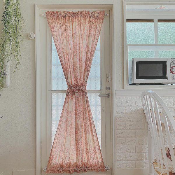 キッチン目隠しカーテンアイデア 入り口5