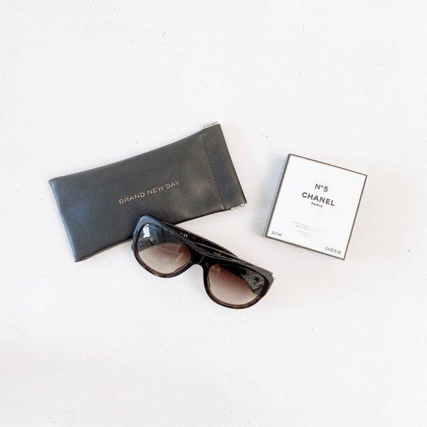 【ダイソー】上品デザインのメガネケース