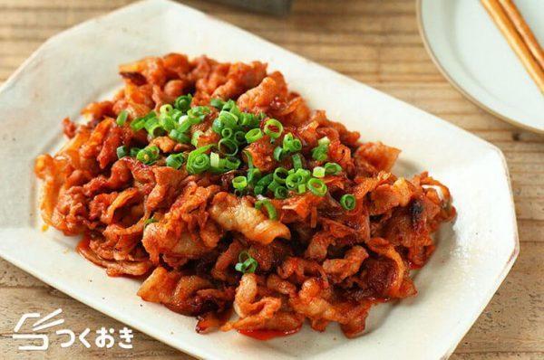 おもてなし韓国料理レシピ☆ランチ主菜5