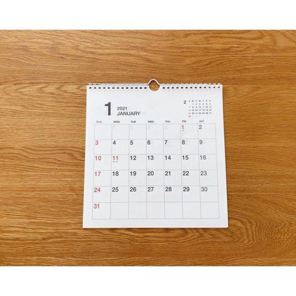 カレンダー19