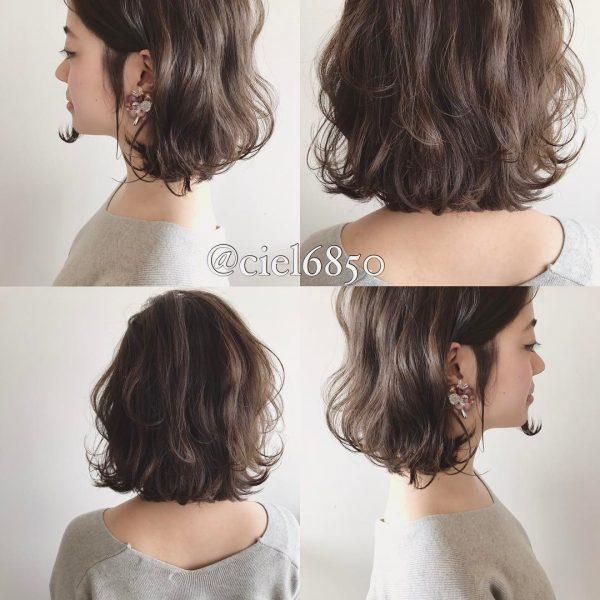 スッキリ感のある後れ毛の出し方
