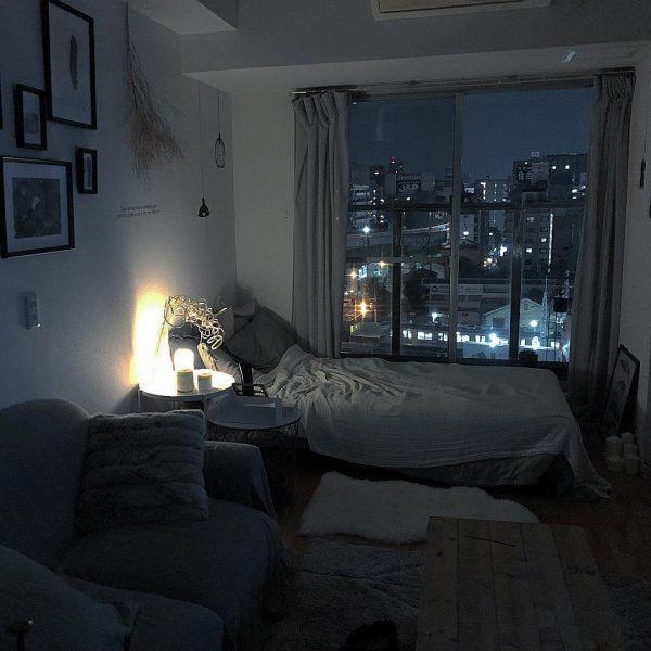 ベッドルームインテリア20