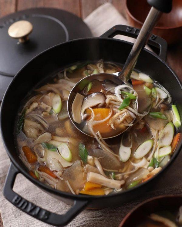 食べるスープのおすすめレシピ特集!和風スープ3