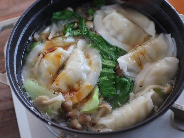 食べるスープのおすすめレシピ特集!コンソメ・中華スープ6