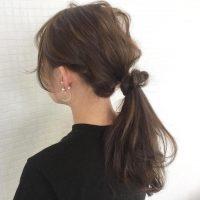 仕事の日の《まとめ髪》簡単ヘアアレンジ特集!短時間でできるおしゃれな髪型♪