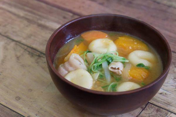 食べるスープのおすすめレシピ特集!和風スープ5