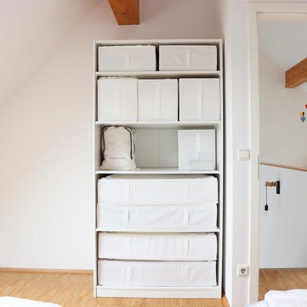 IKEAのPAXで自由自在に収納