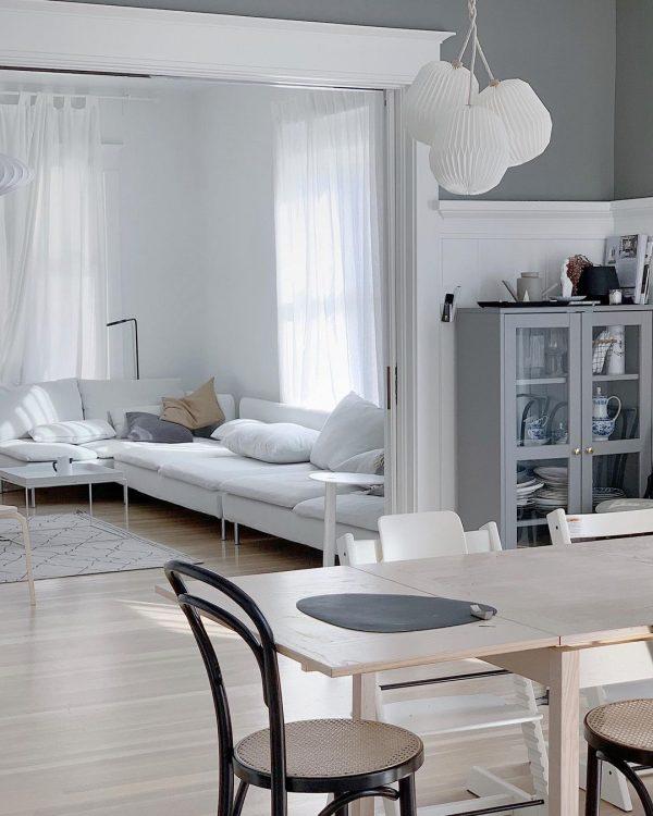 白い家具 インテリア3