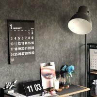 【セリアetc.】のおすすめはコレ!2021年のおしゃれカレンダー&手帳