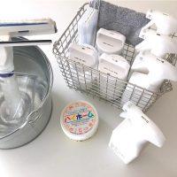 大掃除のやることチェックリスト!必要なものから段取りまで全部まとめて確認!