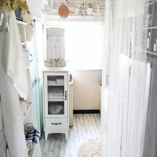 キッチン目隠しカーテンアイデア《その他》