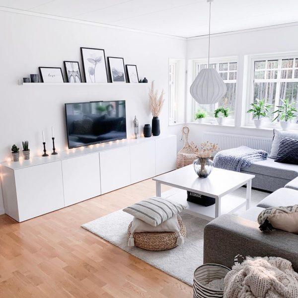 白い家具 インテリア7