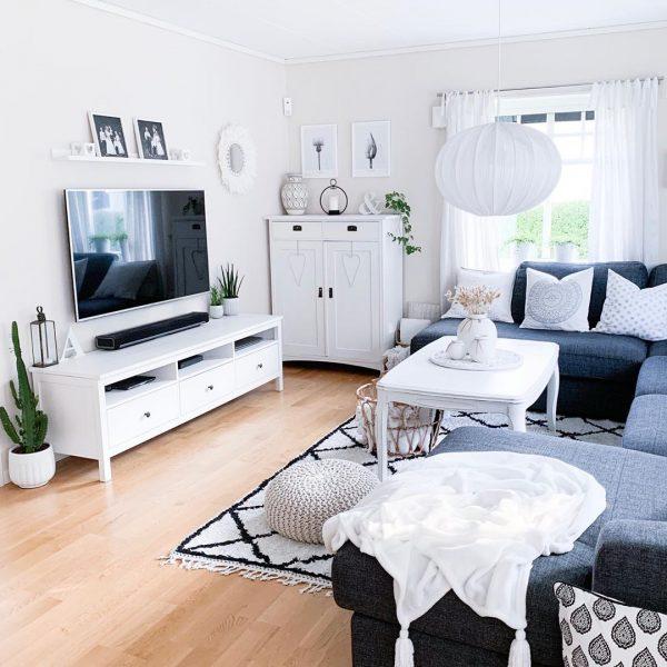 白い家具 インテリア9