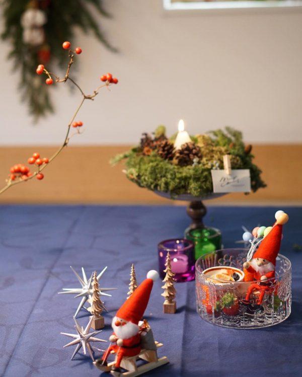 クリスマステーブルコーデ《キュート》5