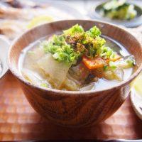 和風スープの人気レシピ18選!ほっとするおすすめの味付けをご紹介!