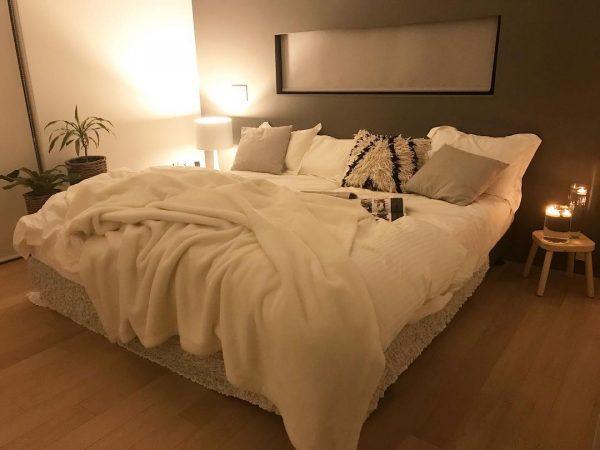 ベッドルームインテリア17