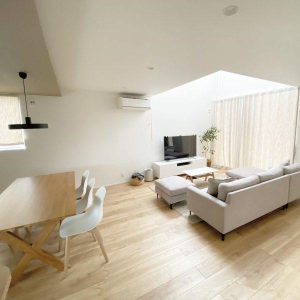 白い家具 インテリア8