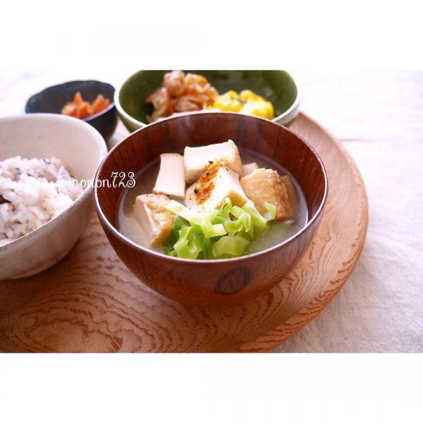和風スープの人気レシピ4