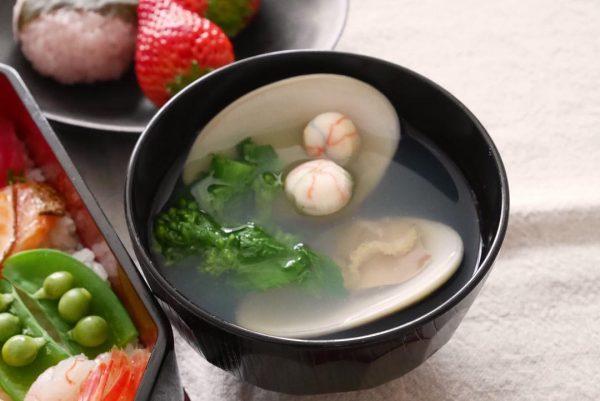 和風スープの人気レシピ7