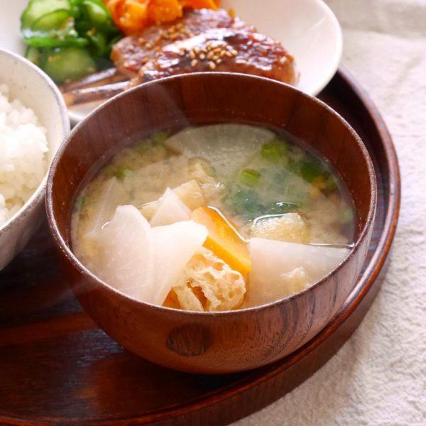 和風スープの人気レシピ5