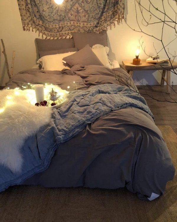 ベッドルームインテリア11
