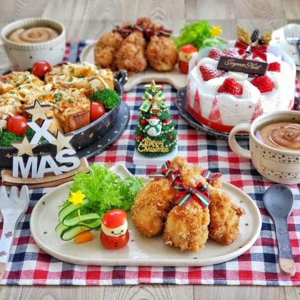クリスマステーブルコーデ《キュート》4