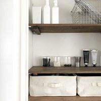 収納ならやっぱり【無印良品】!家具からフックまで収納に便利なアイテムをご紹介