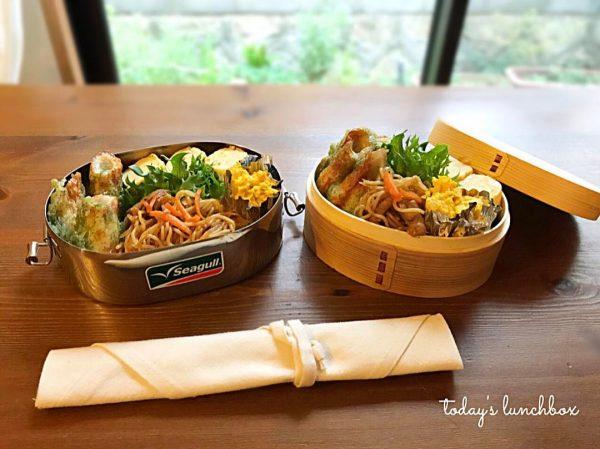定番のお弁当中華麺料理!焼きそば