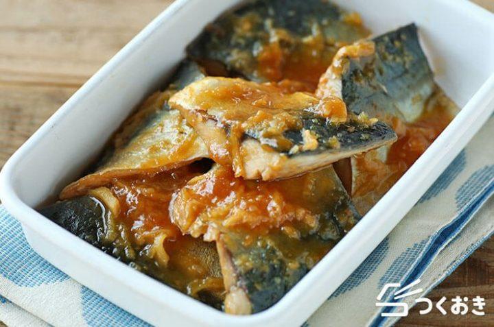 和食のおすすめ定番料理!さばの味噌煮