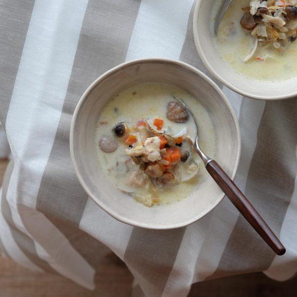 食べるスープのおすすめレシピ特集!クリームスープ