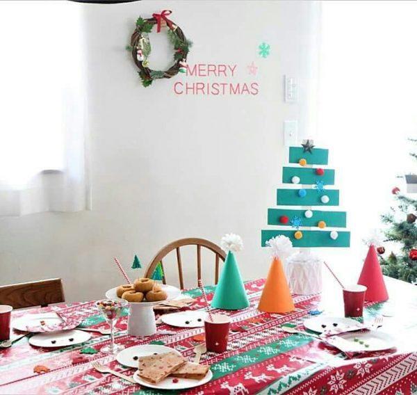 クリスマステーブルコーデ《キュート》3