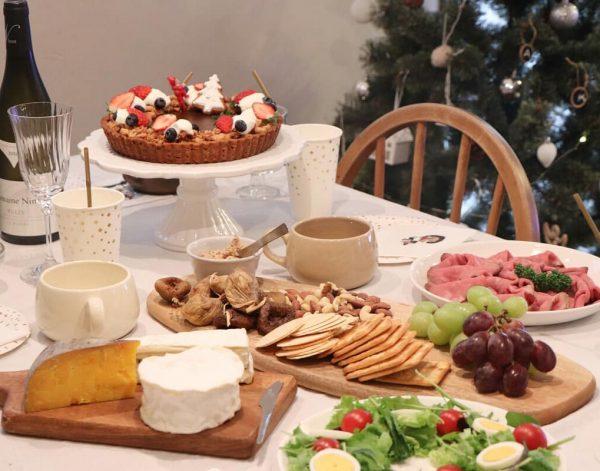 クリスマステーブルコーデ《シンプル》2