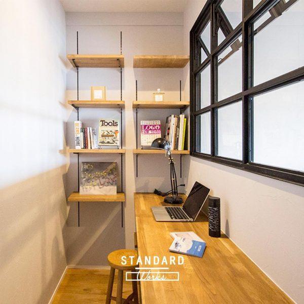 2021年トレンドのテイスト②ホームオフィス