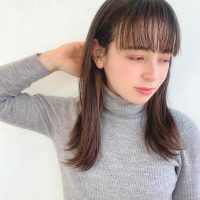 セミロング×外ハネアレンジ特集!髪の長さに合う簡単スタイリング術を紹介!