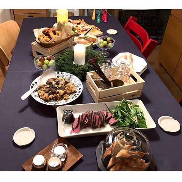 クリスマステーブルコーデ《シンプル》5