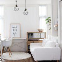 部屋を広く見せたい方必見♪《白い家具》でインテリアコーディネートしよう!