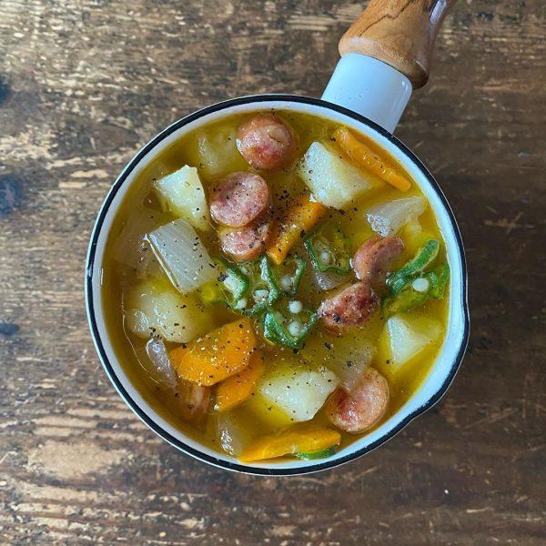 食べるスープのおすすめレシピ特集!コンソメ・中華スープ