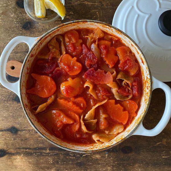 食べるスープのおすすめレシピ特集!トマトスープ3