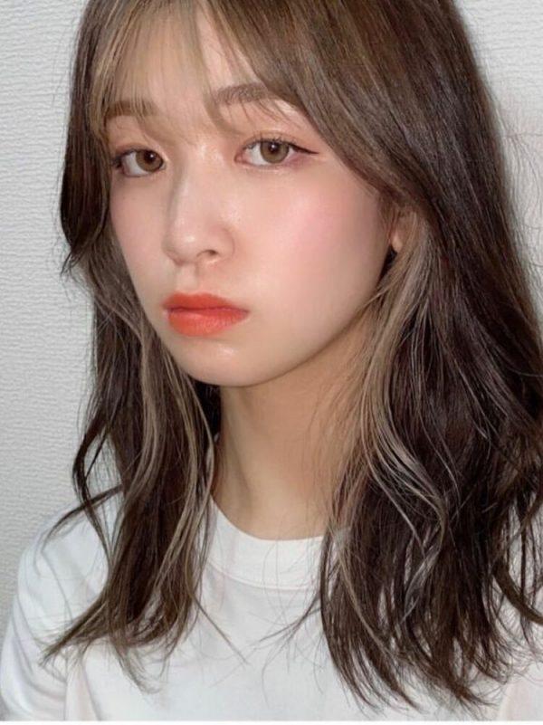 人気の韓国アイドル風ヘムライト