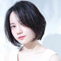 バレイヤージュ×ショート【2020】外国人風のおしゃれヘアカラーが今話題!