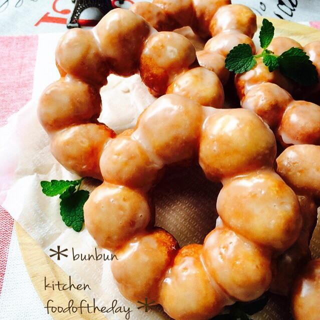 手作りドーナツレシピ4