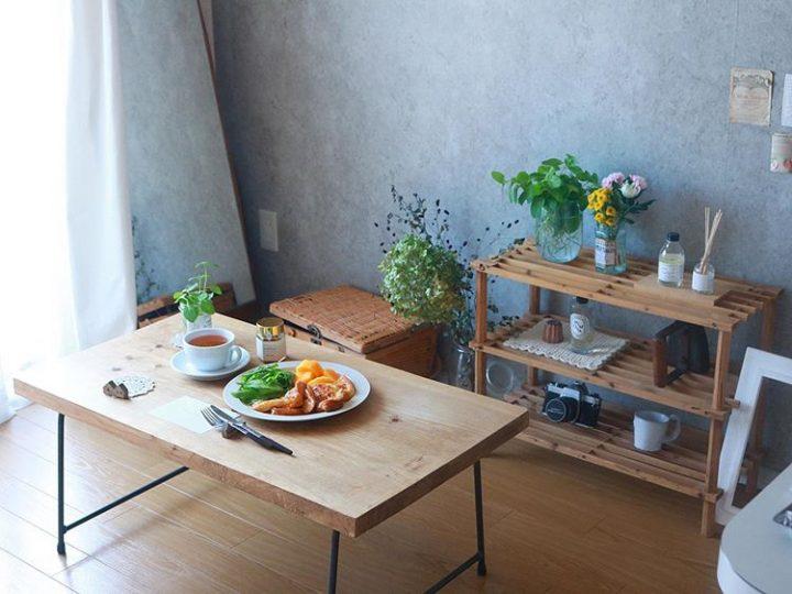 小さな家具を、フレキシブルに組み合わせるgt5