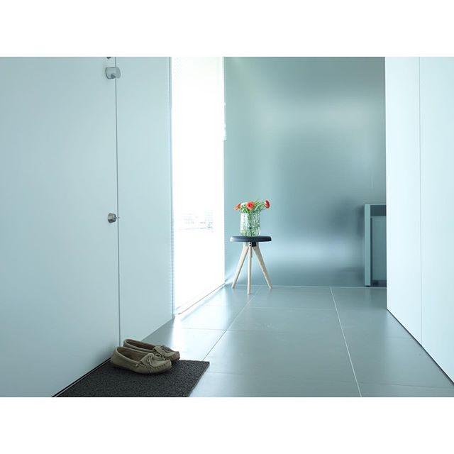 玄関のシンプルインテリア8