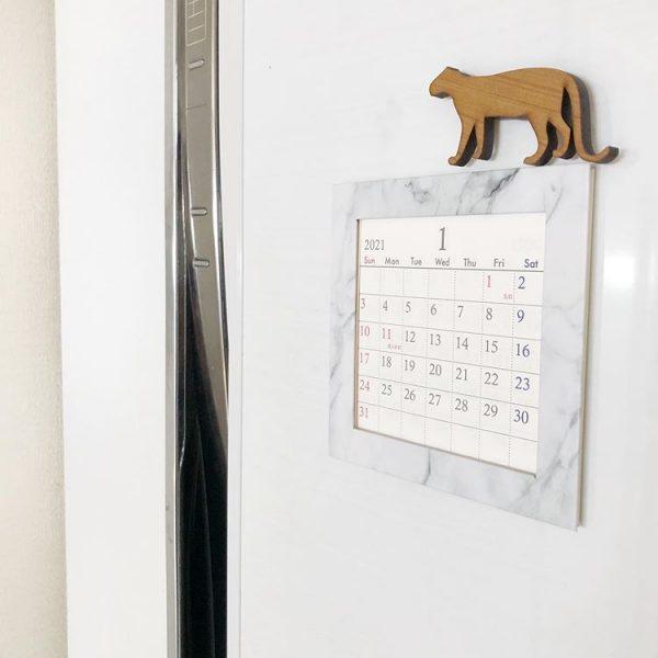 冷蔵庫にセット