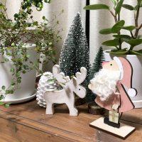 【ダイソー・セリア】からお届け♡今年も可愛いクリスマスオブジェ